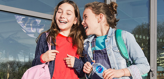 Nestlé Pure Life inspires millions of kids to choose water