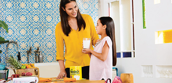 Nido commits to nutrition education