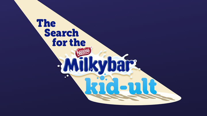 The Search for the Milkybar Kid-ult