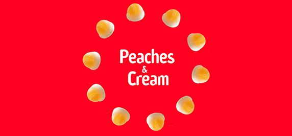 Get ready Australia, ALLEN'S Peaches & Cream is going solo
