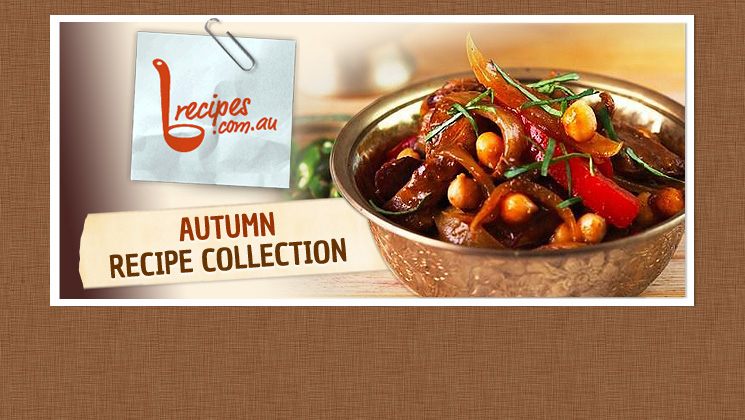 Autumn Recipe Collection