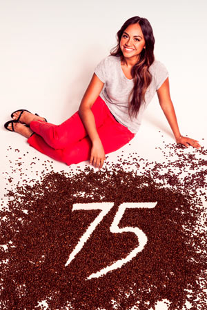 Nescafé celebrates 75 years with Jessica