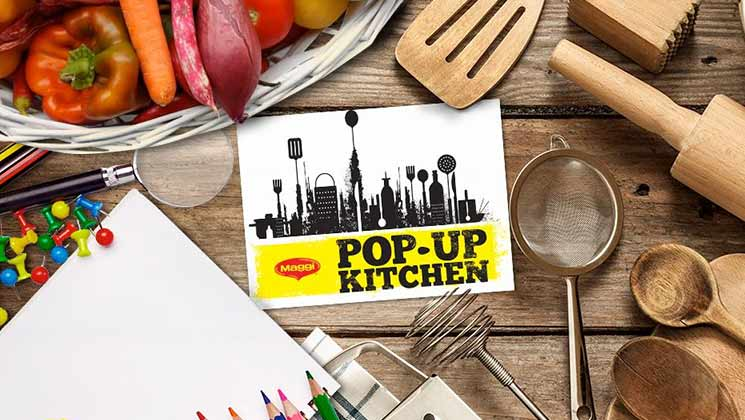 maggi pop up kitchen goes country