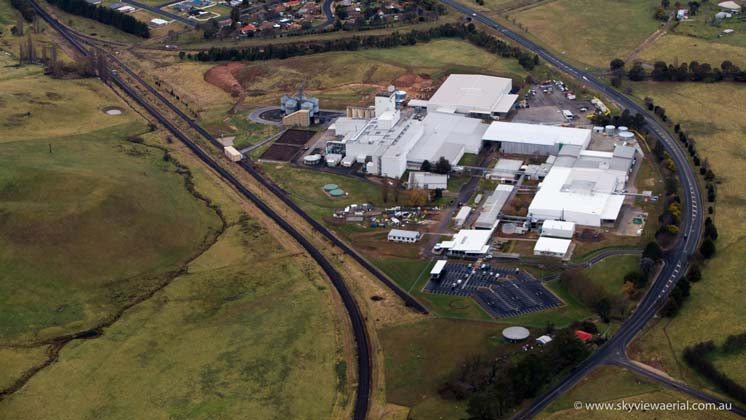 Nestlé opens expanded factory in Blayney