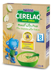 CERELAC Muesli with Pear - 200g