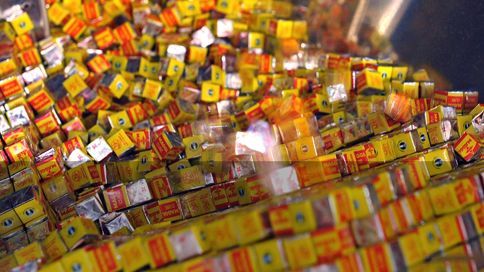 Maggi cubes iron deficiency