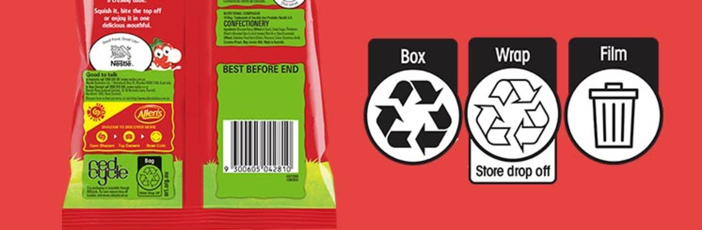 Nestlé commits to help consumers fight recycling confusion
